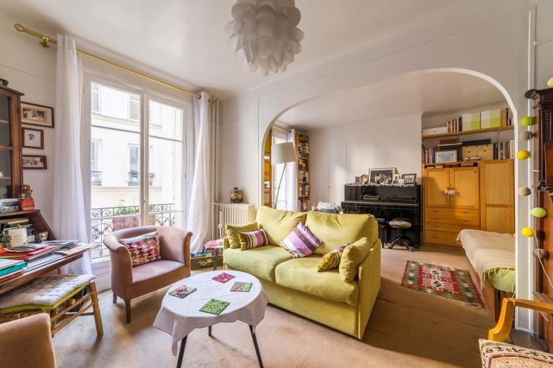 Verkoop  appartement Paris 13ème 395200€ - Foto 1