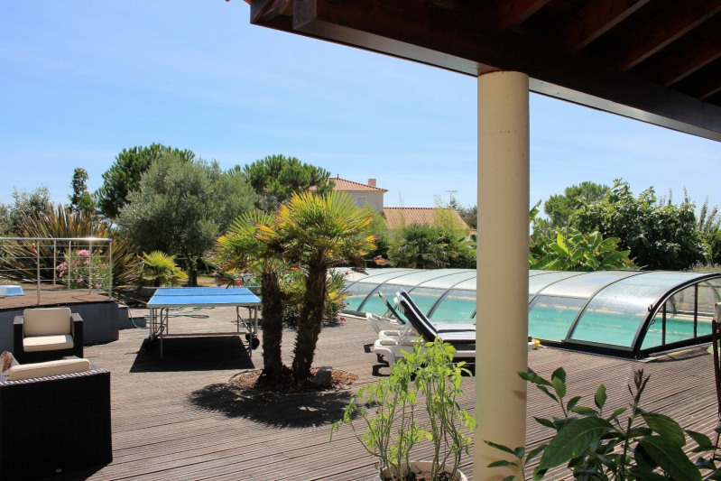 Sale house / villa Talmont st hilaire 495000€ - Picture 11