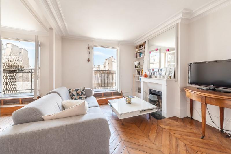 Vente appartement Paris 17ème 465000€ - Photo 2