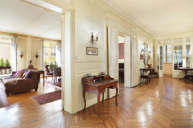 Immobile residenziali di prestigio appartamento Paris 7ème 4100000€ - Fotografia 2