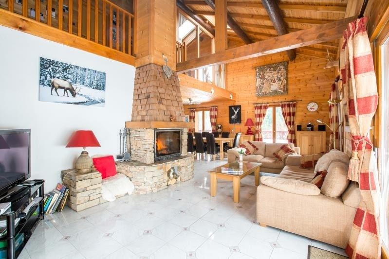 Immobile residenziali di prestigio casa La cote d arbroz 757000€ - Fotografia 3