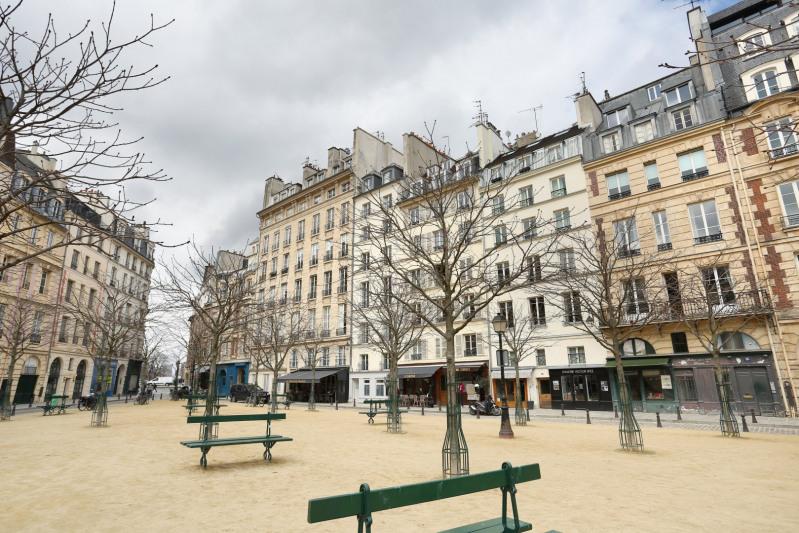 Venta de prestigio  apartamento Paris 1er 860000€ - Fotografía 6