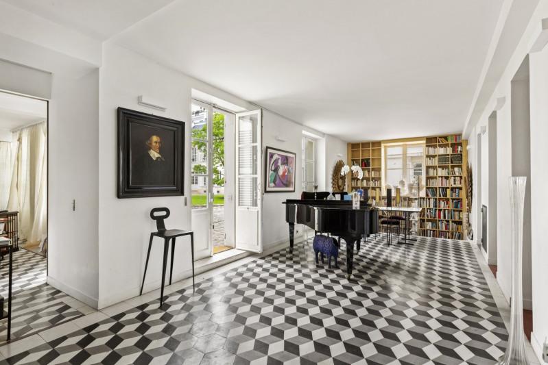 Vente de prestige appartement Paris 7ème 4950000€ - Photo 2