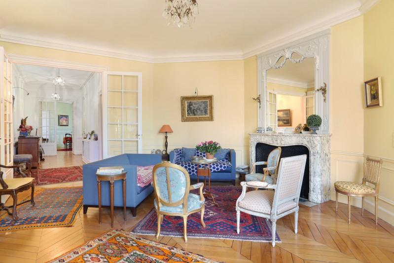 Revenda residencial de prestígio apartamento Paris 7ème 3290000€ - Fotografia 2
