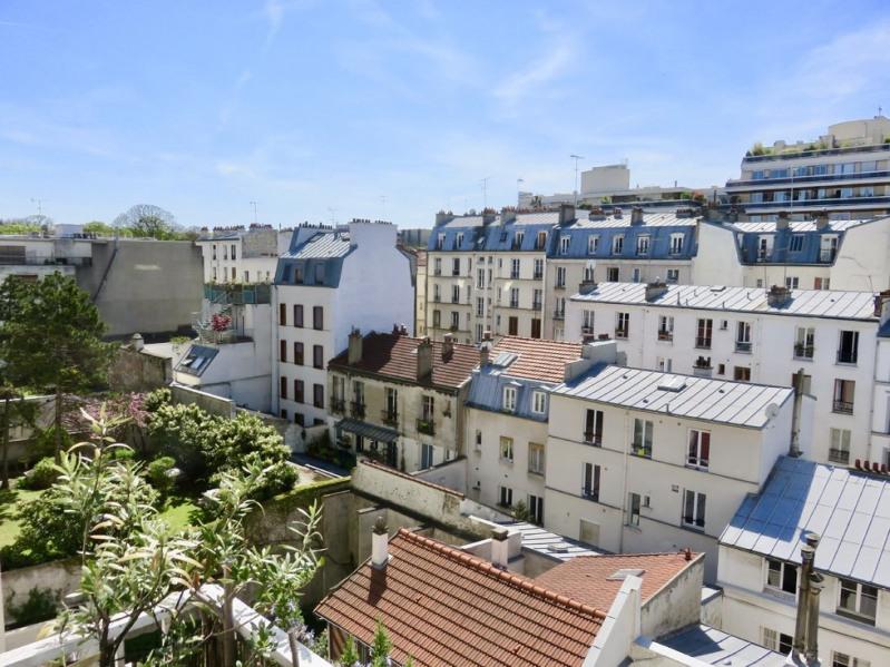 Vente de prestige appartement Paris 18ème 1732000€ - Photo 12