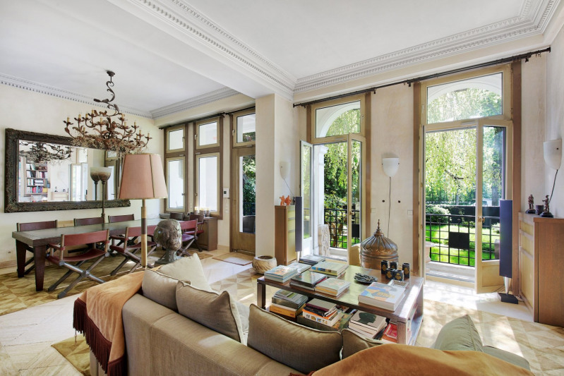 Deluxe sale apartment Neuilly-sur-seine 2960000€ - Picture 2