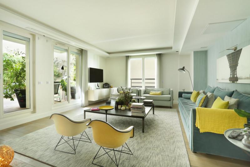 Revenda residencial de prestígio apartamento Paris 7ème 3330000€ - Fotografia 3