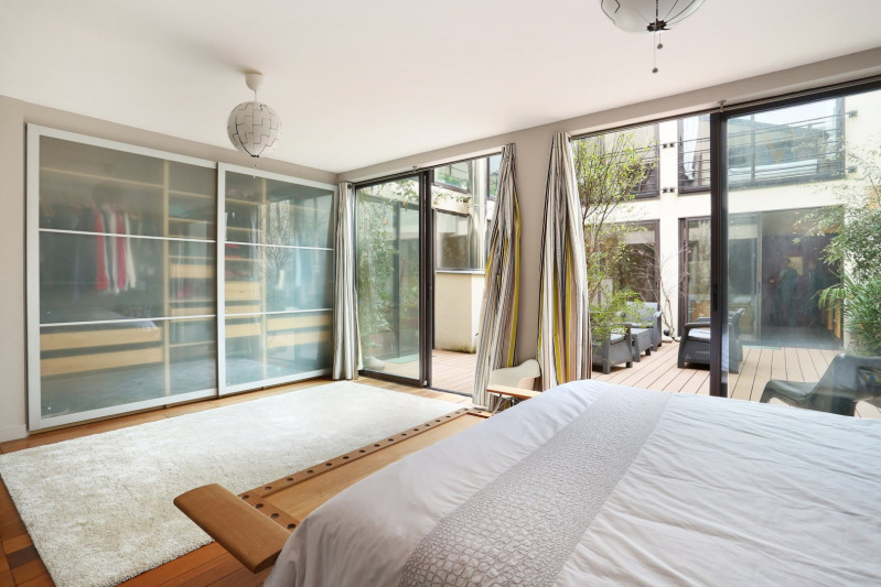 Revenda residencial de prestígio loft Paris 15ème 4495000€ - Fotografia 8