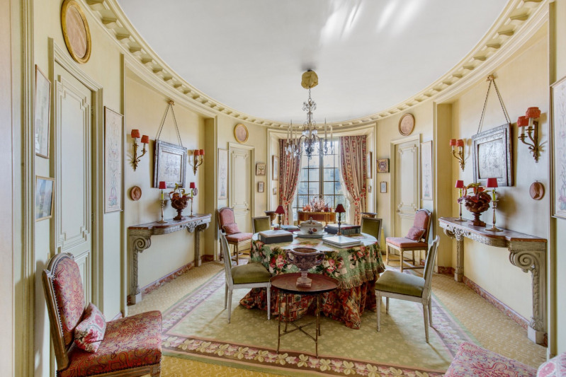 Revenda residencial de prestígio apartamento Paris 16ème 3250000€ - Fotografia 7