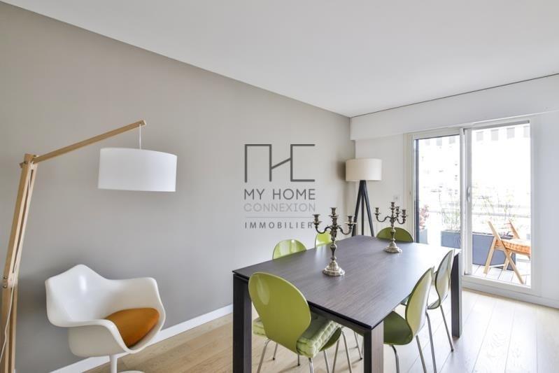 Venta de prestigio  apartamento Levallois perret 920000€ - Fotografía 5