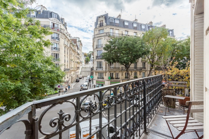Vente de prestige appartement Paris 18ème 1 175 000€ - Photo 7