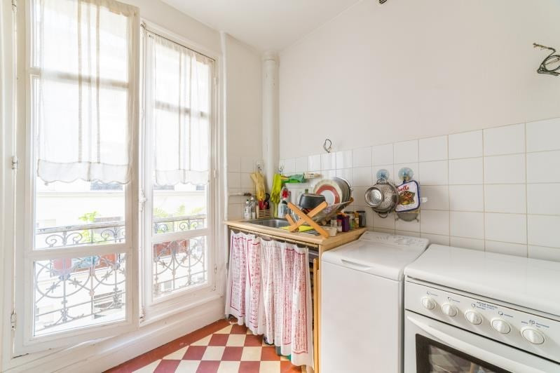 Verkoop  appartement Paris 13ème 395200€ - Foto 5