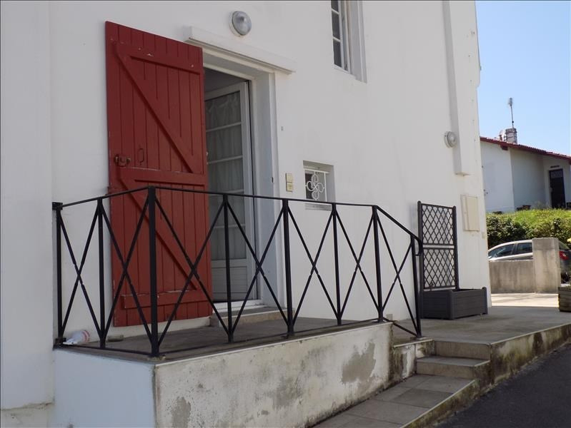 Alquiler  apartamento Guethary 550€ CC - Fotografía 1