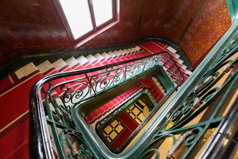 Revenda residencial de prestígio apartamento Paris 17ème 3570000€ - Fotografia 13