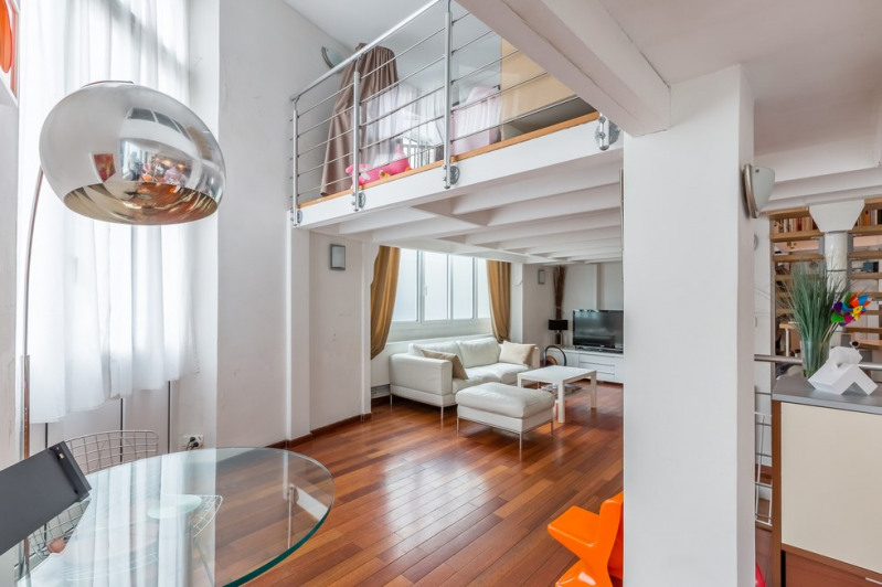 Vente appartement Paris 18ème 699000€ - Photo 3