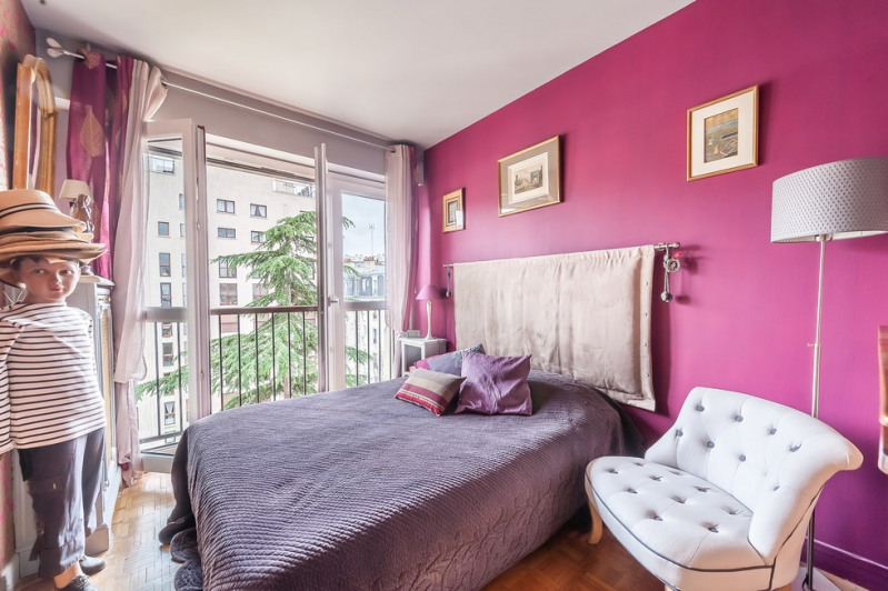 Deluxe sale apartment Paris 18ème 1 070 000€ - Picture 6