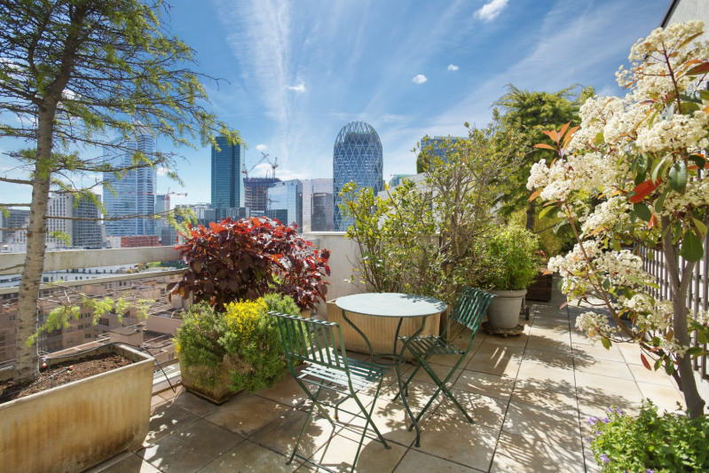 Deluxe sale apartment Neuilly-sur-seine 1680000€ - Picture 15