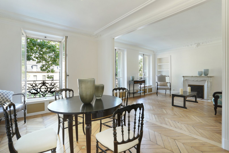 Deluxe sale apartment Paris 7ème 1 615 000€ - Picture 3