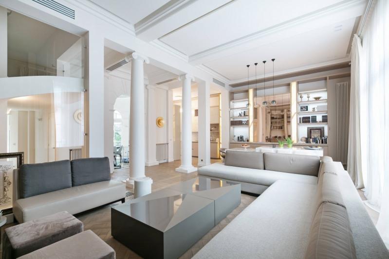 Revenda residencial de prestígio palacete Boulogne-billancourt 3800000€ - Fotografia 2