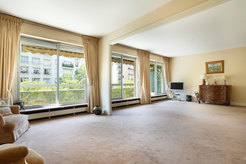 Vente de prestige appartement Paris 16ème 1000000€ - Photo 6