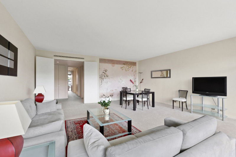 Deluxe sale apartment Paris 16ème 1732000€ - Picture 4