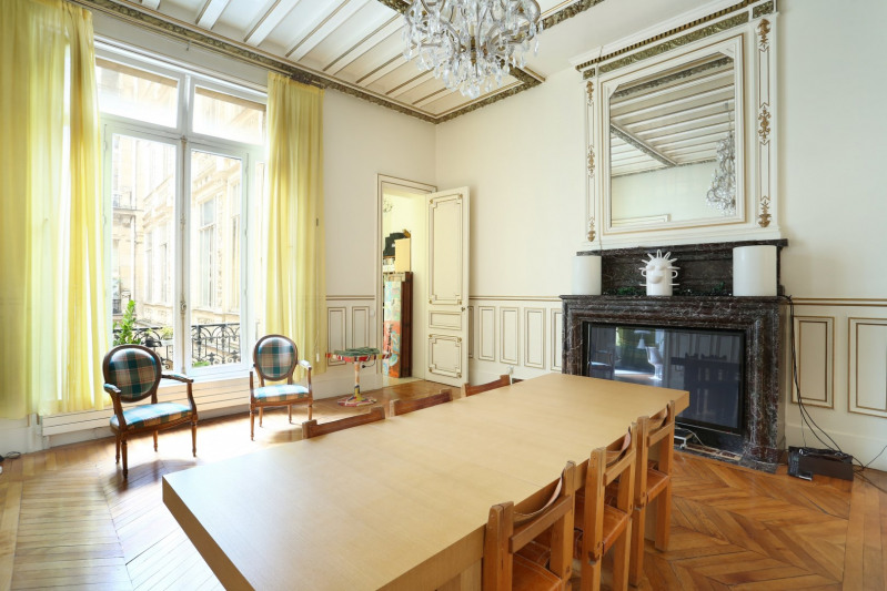 Vente de prestige appartement Paris 16ème 2 650 000€ - Photo 8