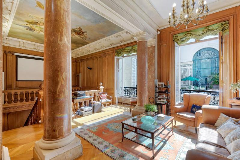 Vente de prestige appartement Paris 8ème 4800000€ - Photo 2