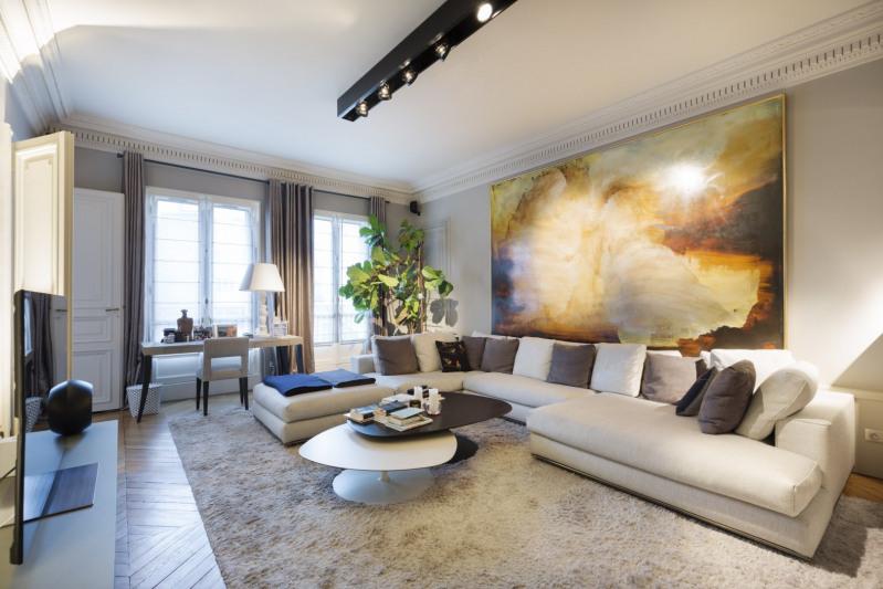Verkoop van prestige  appartement Paris 8ème 9465000€ - Foto 2