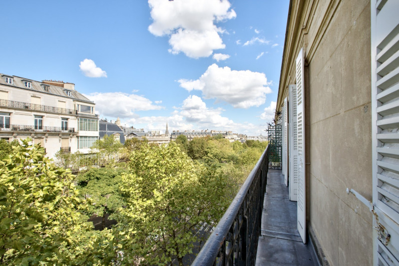 Deluxe sale apartment Paris 16ème 7 600 000€ - Picture 2