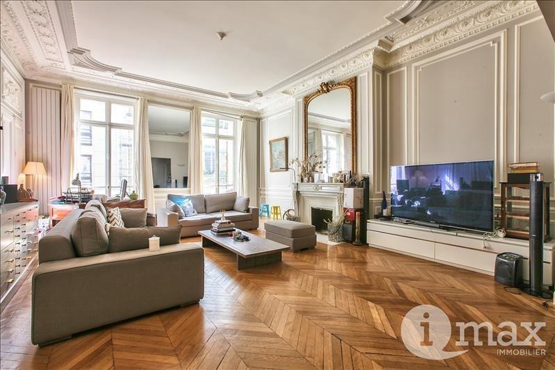 Deluxe sale apartment Paris 8ème 2080000€ - Picture 1
