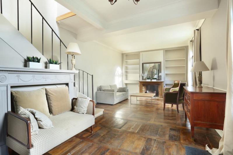 Alquiler  casa Paris 16ème 4400€ CC - Fotografía 3