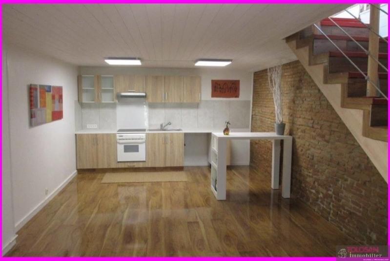 Vente maison / villa Montgiscard 157000€ - Photo 1