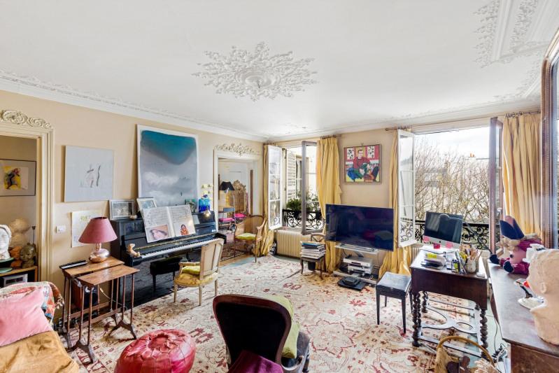 Immobile residenziali di prestigio appartamento Paris 7ème 1810000€ - Fotografia 2