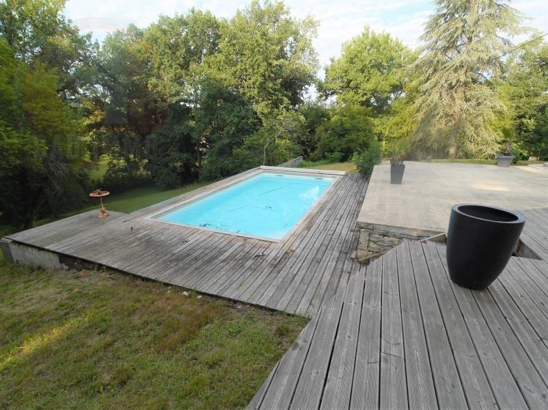 Vente maison / villa Lunas 391000€ - Photo 7