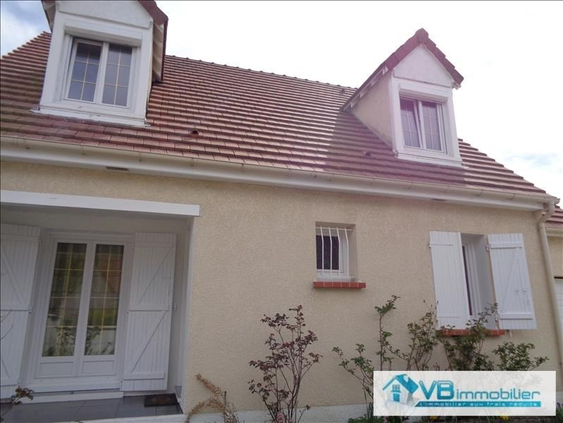 Sale house / villa La queue en brie 422 000€ - Picture 2