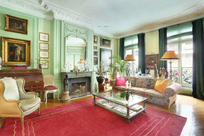 Paris 17th District – A charming triplex apartment.