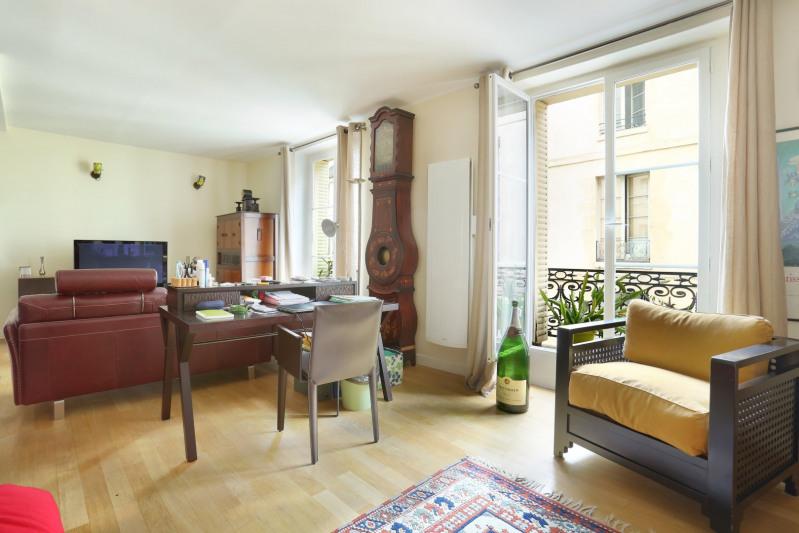 Verkauf von luxusobjekt wohnung Paris 4ème 885000€ - Fotografie 2