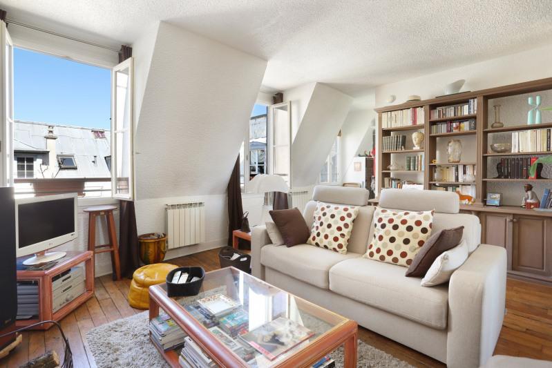 Verkoop van prestige  appartement Paris 4ème 945000€ - Foto 7