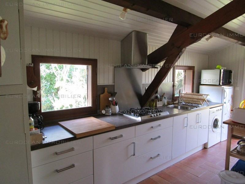 Alquiler vacaciones  casa Lacanau 545€ - Fotografía 3