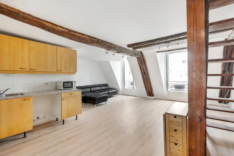 Vente de prestige appartement Paris 4ème 525000€ - Photo 3