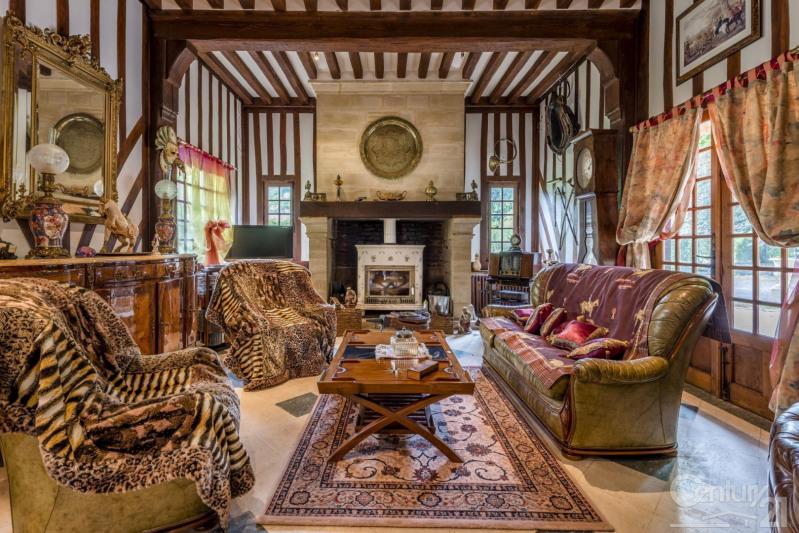 Revenda residencial de prestígio casa Bieville beuville 699000€ - Fotografia 6