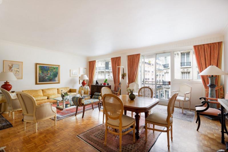 Verkoop van prestige  appartement Paris 17ème 1432000€ - Foto 2
