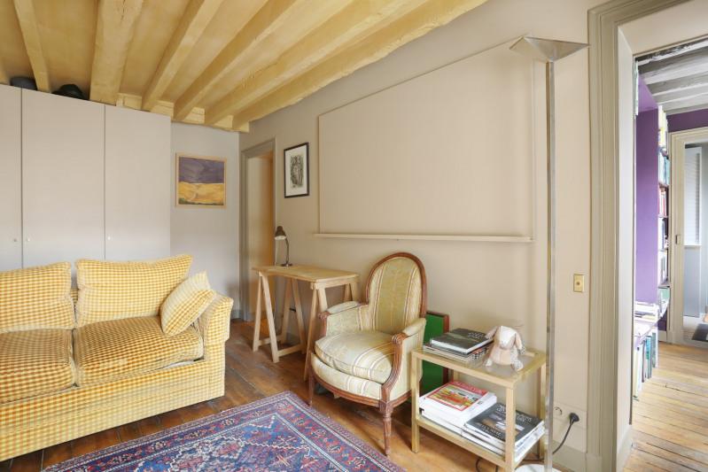 Deluxe sale apartment Paris 7ème 630000€ - Picture 11