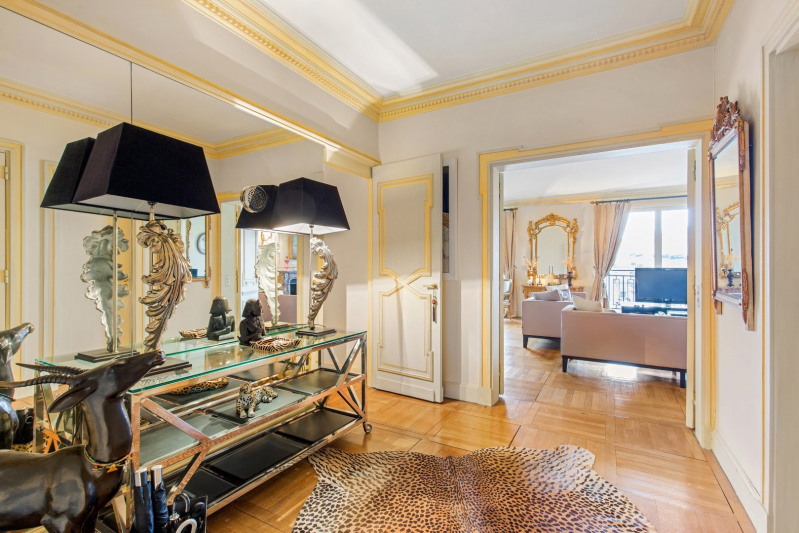 Verkauf von luxusobjekt wohnung Paris 8ème 2500000€ - Fotografie 6