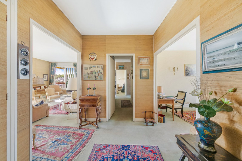 Immobile residenziali di prestigio appartamento Boulogne-billancourt 860000€ - Fotografia 5