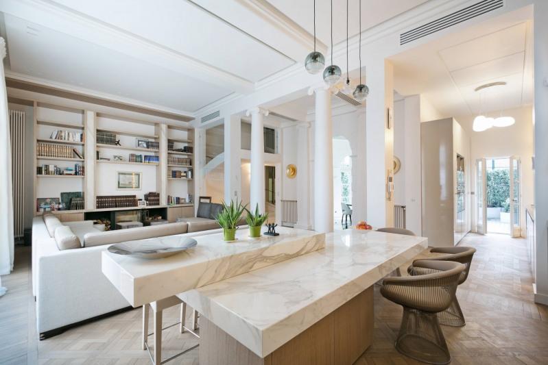 Revenda residencial de prestígio palacete Boulogne-billancourt 3800000€ - Fotografia 1