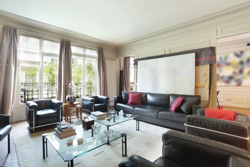 Vente de prestige appartement Paris 16ème 3250000€ - Photo 1