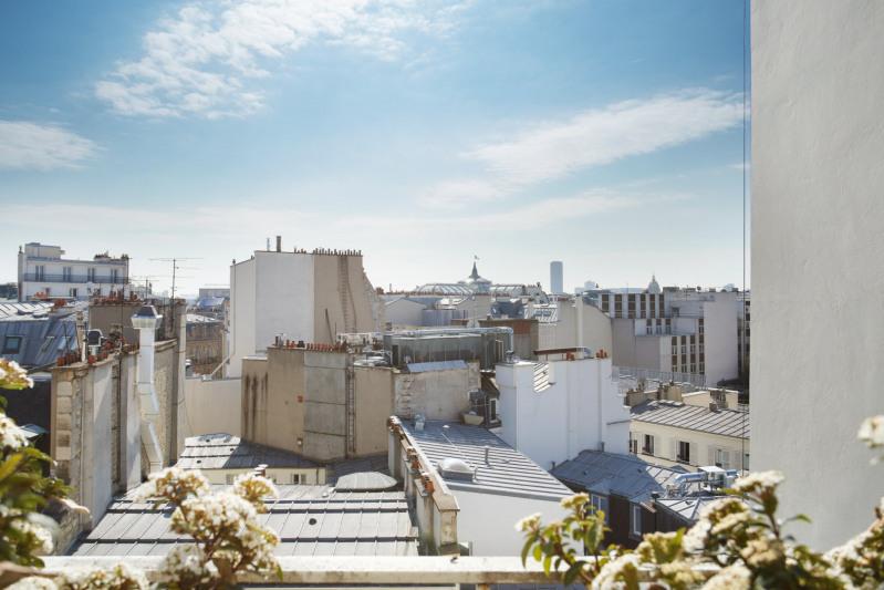 Vente de prestige appartement Paris 8ème 1100000€ - Photo 5
