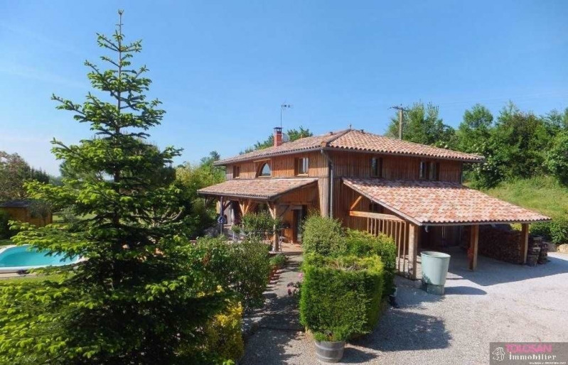 Deluxe sale house / villa Villefranche secteur 483000€ - Picture 1