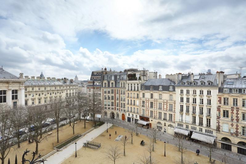 Venta de prestigio  apartamento Paris 1er 860000€ - Fotografía 9